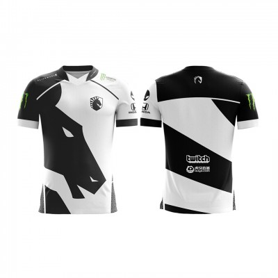 Team Liquid Black Jersey 2020