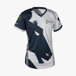Team Liquid White Jersey Monster Energy