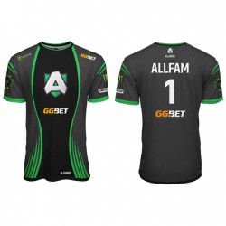 Alliande Dota 2 TI9 Jersey