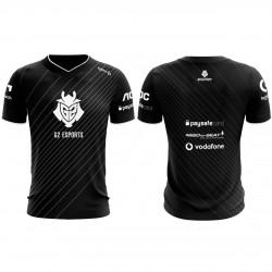 G2 Esports Black Jersey 2018