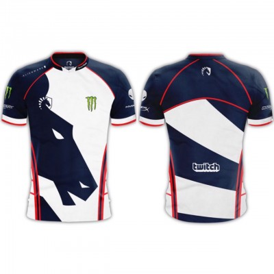 Liquid MSI Red Jersey 2018
