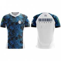 Team Liquid Blue Camo Jersey 2019