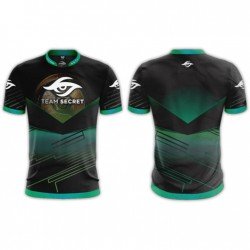 Team Secret TI8 Green Jersey