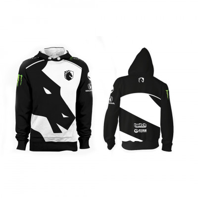 Team Liquid Black Jumper 2020
