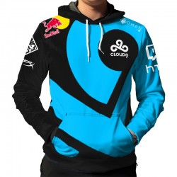 Cloud9 Rebull Jumper 2018