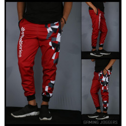 Arctis Jogger Pants Red