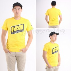 Navi Yellow T-Shirt