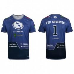 Evil Geniuses Logo Jersey 2018
