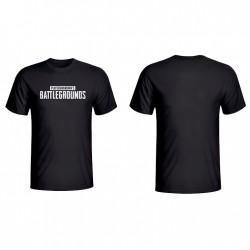 PUBG Black T-Shirt