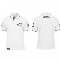 Polo AOV White