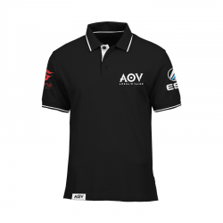 Polo AOV Black