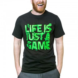 Razer Life Is Just A Game T-Shirt