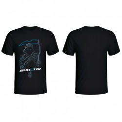 Shroud Black T-Shirt