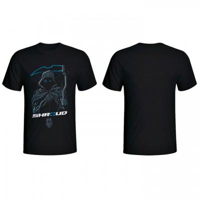 Shroud Black T-Shirt