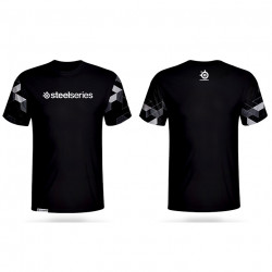 Steelseries Arctis Black T-Shirt