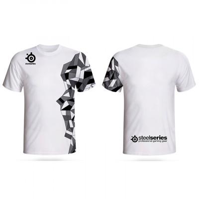 Steelseries Arctis White T-Shirt