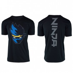 Team Ninja Black T-Shirt