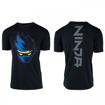 Team Ninja Black T-Shirt