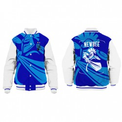 Newbee Varsity Jacket