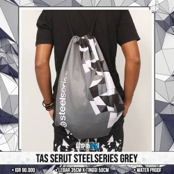 Tas Serut Steelseries Grey