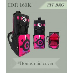 Fit Bag Steelseries Pink