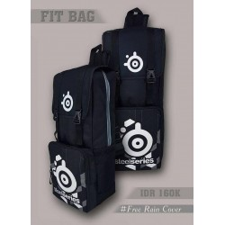 Fit Bag Steelseries Black