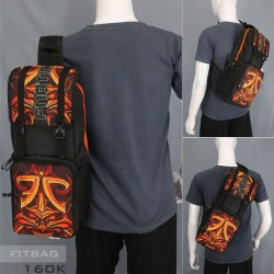 Fit Bag Fnatic Demon
