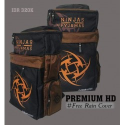 Backpack Premium HD NIP