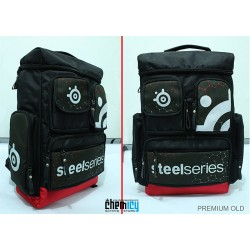 Backpack Premium Old Steelseries Red V2