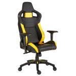 Corsair T1 Race Gaming Chair Black/Yellow