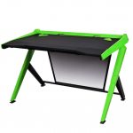 DXRacer Gaming Desk Green GD/1000/NE
