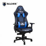 Sades Pegasus Gaming Chair Blue