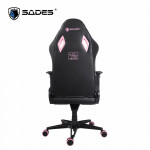 Sades Pegasus Gaming Chair Pink Angel Edition