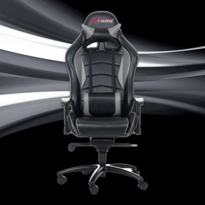 STracing Gaming Chair Classic Series - Black Gray
