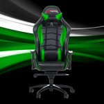 STracing Gaming Chair Classic Series - Black Green