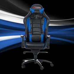 STracing Gaming Chair Classic Series - Black Light Blue