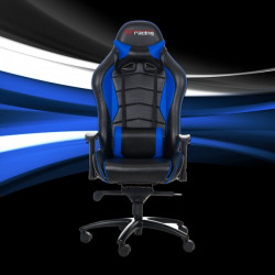 STracing Gaming Chair Classic Series - Black Dark Blue