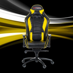 STracing Gaming Chair Classic Series - Black Yellow