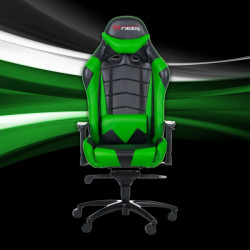 STracing Gaming Chair Racing Series - Black Green