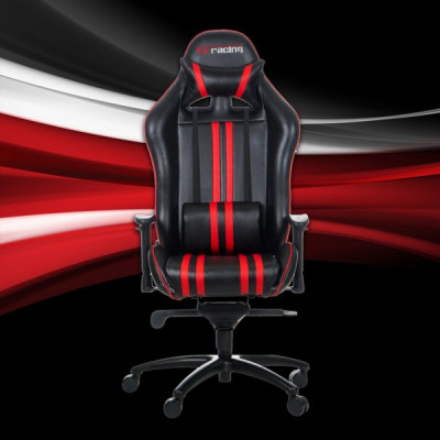 STracing Gaming Chair Sport Series - Black Red