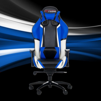 STracing Superior Series - White Blue