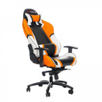 STracing Gaming Chair Superior Series - White Orange