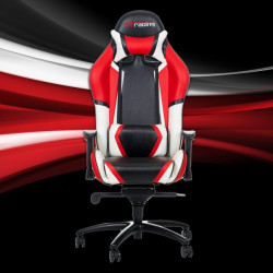 STracing Gaming Chair Superior Series - White Red
