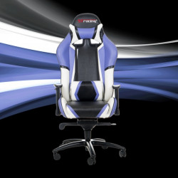 STracing Gaming Chair Superior Series - White Rhapsody