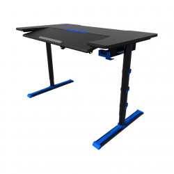 Sades Alpha Gaming Desk - Black