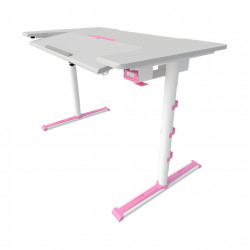 Sades Alpha Gaming Desk - Pink