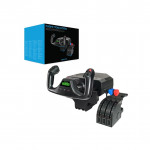 Logitech G Flight Yoke System & Throttle Quadrant