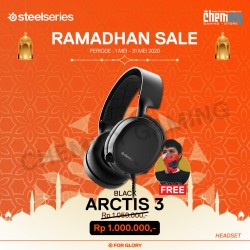 Steelseries Arctis 3 Black 2019