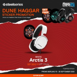 Steelseries Arctis 3 White 2019