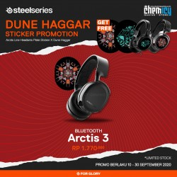 Steelseries Arctis 3 Bluetooth 2019